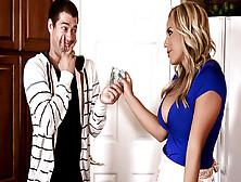 Olivia Austin & Xander Corvus In Mom Needs Money - Brazzers