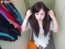 Swimsuit Changing Room - Hidden Cams #1