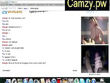 Lady Shows Pussy And Tits On Camzy. Pw