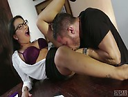 Horny Danny Mountain Has Crazy Sex With Super Sexy Asian Secreta