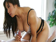 Fucking Hot Exotic Masseuse Mia Li Pleases Dick Of Her Client