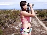 Girls Out West - Adrianna - Bird Watching