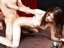 Gorgeous Chick Ibuki Gets Tough And A Hot Doggy Banging