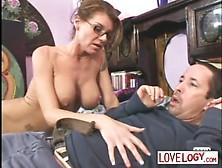 Older Women Younger Men Kayla Quinn,  Big Boobs Brunette One Milf