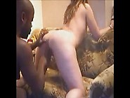 Real Wife Caught On Hidden Cam - Interracial
