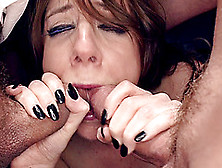 Gaping Samantha Loving Her Anal Blasted Hardcore Doggystyle In M