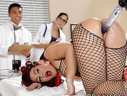 Brazzers - Ryder Skye Has Fun With The Doctor
