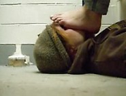 Young Foot Slave Licking His Straight Teen Master's Feet