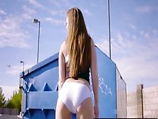 Brazzers - Big Wet Butts - Happy New Rear Scene Starring Maddy O