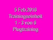 Training 05Feb16 Plug Anal