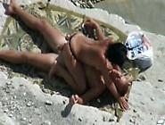 Sexo Voyeur Na Praia.
