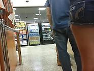 Tight Teen Ass - Candid Supermarket