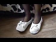 Deep Toe Wiggle In Flexible Flats!!!