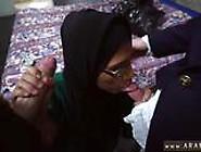 Hot Arab Hijab And Blonde Arab Desperate Arab Woman Fucks For Mo