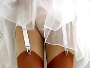 Nylon Layers Cotton Panties
