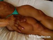 Sexy Alina Popa In The Bed
