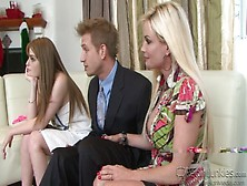 Faye Reagan And Diamond Foxxx - Couples Seeking Teens