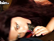 Fat Caucasian Whore Sucks Bbc Deepthroat Before Getting Rammed D