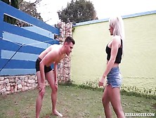 Ballbusting Audition With Susan The Gorgeous