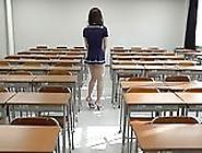 Navy Blue One Piece Skirt, Lr, Walking
