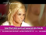 Daniela Katzen Berger Nackt Shooting Video !