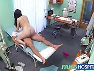Wild Doctor Fucks Stunning Patient