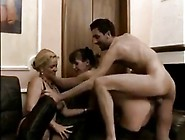 Anal Threesome - 2 Hot German Matures