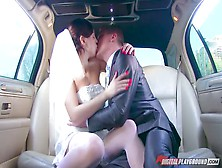 Morgan Rodriguez,  A Bride Having Sex In A Limousine