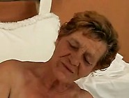 Ugly But Sexy Brazilian Granny Anal