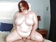 Huge Chubby Girl Getting A Taste Of Big Hard Cock
