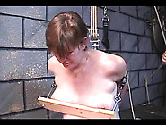Fat Mature Ass Caned In Dungeon