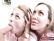 Cody Sky Gives Good Looking Zoey Monroes Mouth A Try In Oral Act