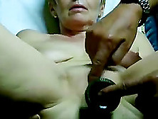 Mature Amateur Bitch Gets Her Twat Toyed In Hardcore Homemade Sc
