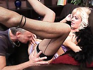 Starr Is A Blonde Milf With Huge Tits And A Nice Tight Pussy