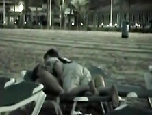 Voyeur Tapes A Dude With Soccer Shirt Fucking A Partyslut At The