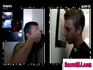 Hetro Guy Fooled Into Homo Blow Job By Glory Hole Girl