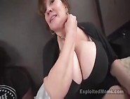 Mature Big Boob Bbw Slut In Interracial Video