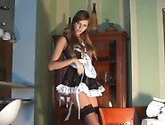 Energists - Lynette - French Maid Striptease In 'temptress&