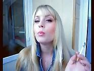 Princess Diana Sexy Smoking