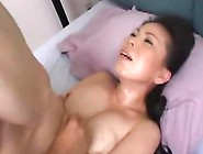 Japanese Mom Caught Nephew Jerking