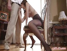 Alexis Brill A Dose Of Pantyhose