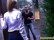 Pee Fetish Skank Sucks Video