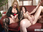 Bbvideo - German Mature Sluts Put On A Girl On Girl Show In Fron