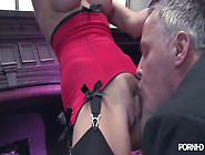 Mature Lady Sucking And Fucking His Delicious Cock