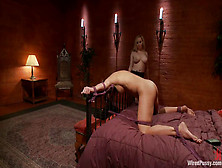 Beautiful Hooker Getting Punished