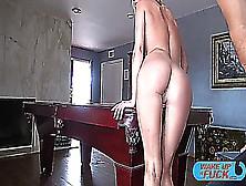 Victoria White Tries Anal Sex