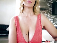 Milf Julia Ann Teaches Her Step-Son A Lesson