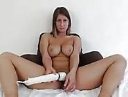Incredible Amateur Girl Chatting And Masturbating