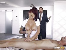 Monique Alexander Secretly Taking The Massive Monster Cock Of Da