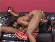 Horny Pornstars Nyomi Banxxx And Candace Von In Amazing Blowjob,